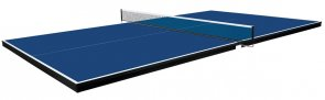 Martin Kilpatrick Table Tennis blue 19mm Conversion Pool top