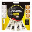 Stiga Performance 4 Player table tennis racekt Set