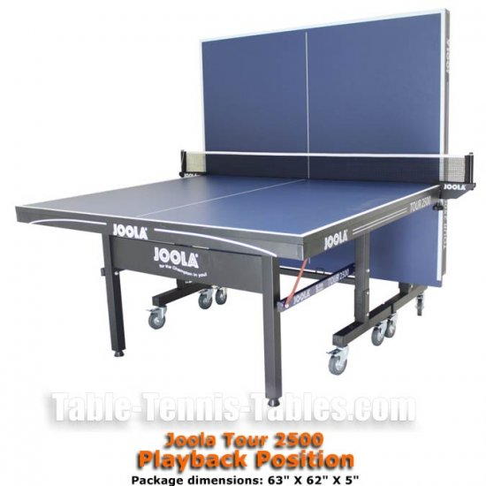Joola Tour 2500 Table Tennis Table Larger Image