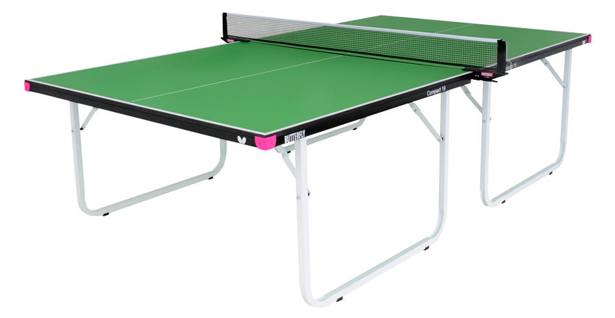 Enjoyable Butterfly Tr28G Compact 19 Green Table Tennis Table Tr28G Home Interior And Landscaping Dextoversignezvosmurscom