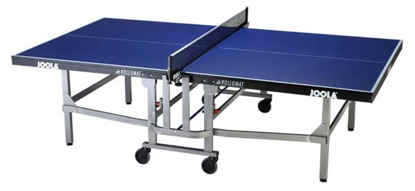 Joola Rollomat Table Tennis Table