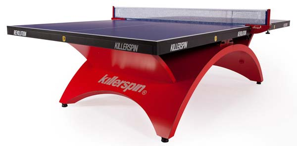 Killerspin Revolution Tournament Table Tennis Table