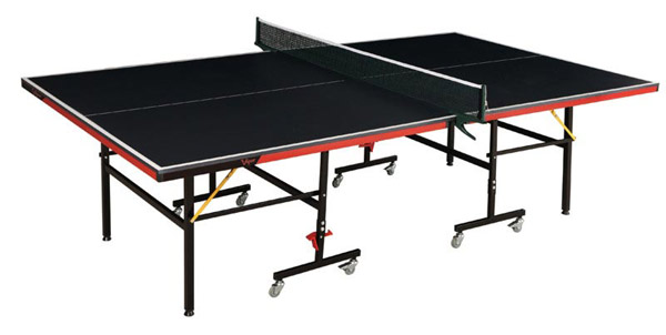 Viper Arlington Indoor Black Table Tennis Table