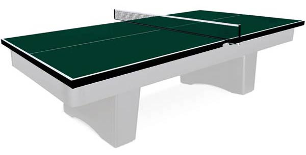 Martin Kilpatrick green 19mm Table Tennis Conversion Pool Top