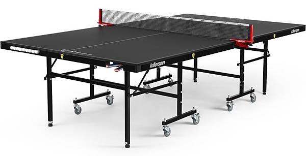Killerspin MyT4 BlackPocket Table Tennis Table