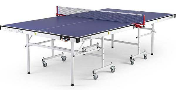 Killerspin MyT4 BluPocket Table Tennis Table