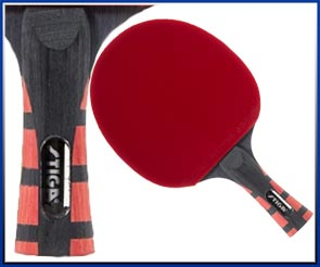 Stiga Evolution Table Tennis Paddle T1281