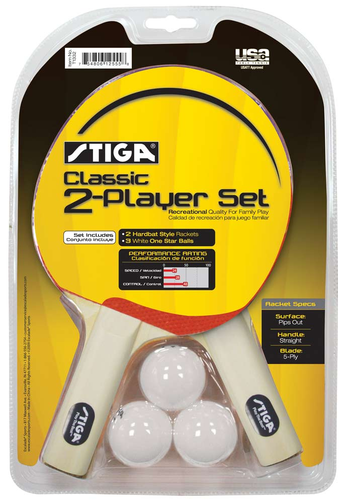 Table Tennis Paddle Sets Table Tennis Tables Com
